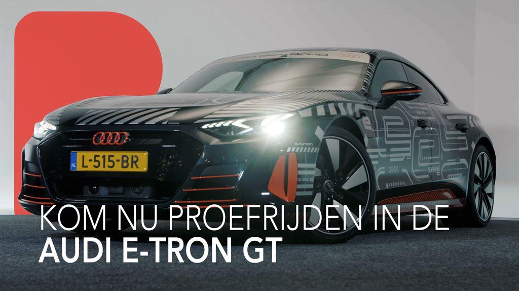 Thumbnail Proefrit E Tron Gt